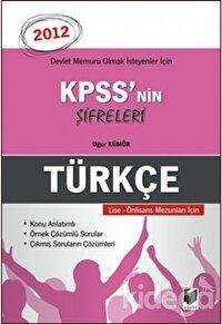 KPSS'nin Şifreleri Türkçe