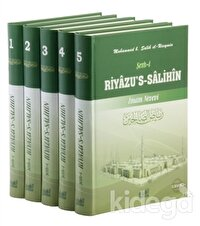 Şerh-i Riyazu's-Salihin (5 Cilt Takım)