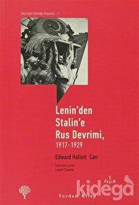 Lenin'den Stalin'e Rus Devrimi, 1917-1929