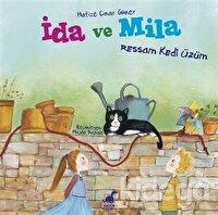 Ressam Kedi Üzüm - İda ve Mila