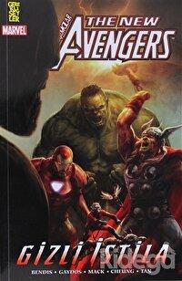 The New Avengers Cilt: 8 - Gizli İstila