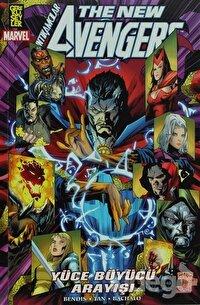 The New Avengers 11. Cilt - Yüce Büyücü Arayışı