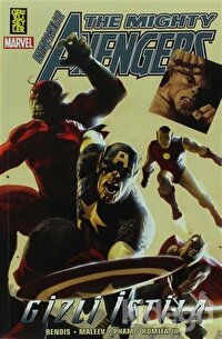 The Mighty Avengers 3. Cilt - Gizli İstila 1. Kitap