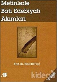 Metinlerle Batı Edebiyatı Akımları