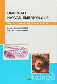 Omurgalı Hayvan Embriyolojisi