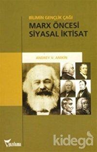 Marx Öncesi Siyasal İktisat
