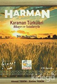 Harman - Karaman Türküleri Hikaye ve Notalarıyla (CD İlaveli)