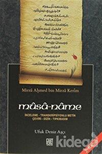 Musa - Name / Mirza Ahmed bin Mirza Kerim