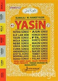 Fihristli 41 Yasin