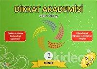 Dikkat Akademisi 2. Sınıf Seti (4 Kitap)