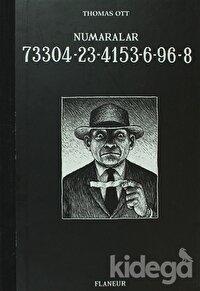 Numaralar 73304 - 23 - 4153 - 6 - 96 - 8