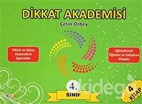 Dikkat Akademisi 4. Sınıf Seti (4 Kitap)