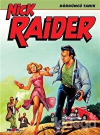 Nick Raider Cilt 2: Dördüncü Tanık