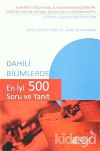 Dahili Bilimlerde En İyi 500 Soru ve Yanıt