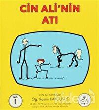 Cin Ali Kitap Seti (10 Kitap Takım)