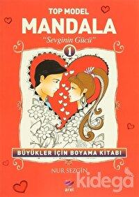 Top Model Mandala 1 - Sevginin Gücü