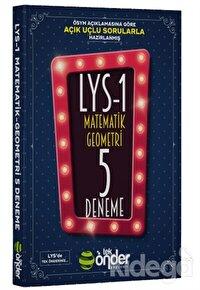 LYS 1 Matematik ve Geometri 5 Deneme Sınavı