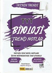 2021 TYT Biyoloji Trend Notlar