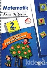 2. Sınıf Matematik - Akıllı Defterim