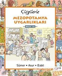 Çizgilerle Mezopotamya Uygarlıkları