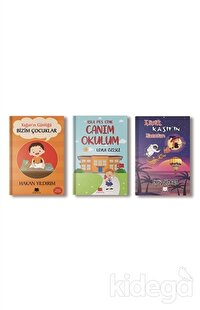 Parana Çocuk Seti - 3 Kitap Takım