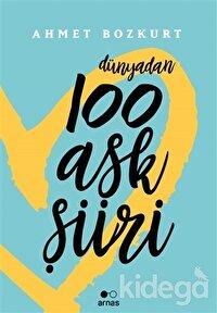 Dünyadan 100 Aşk Şiiri