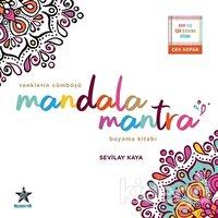 Renklerin Cümbüşü Mandala Mantra Boyama Kitabı