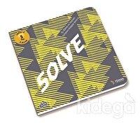 Solve - IQ Dikkat ve Yetenek Geliştiren Kitaplar Serisi 6 (Level 2) 5+ Yaş