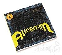 Algorithm - IQ Dikkat ve Yetenek Geliştiren Kitaplar Serisi 9 (Level 3) 5+ Yaş