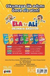 Ela ile Ali Okumaya Başlıyor