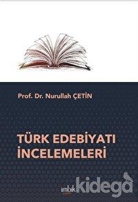Türk Edebiyatı İncelemeleri