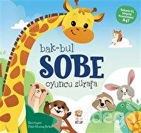 Bak-Bul Sobe Oyuncu Zürafa