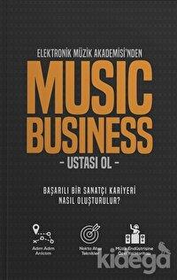 Elektronik Müzik Akademisi'nden Music Business Ustası Ol