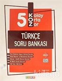 2020 5.Sınıf Koz Türkçe Soru Bankası