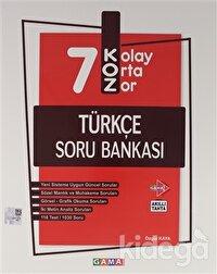 7.Sınıf LGS Koz Türkçe Soru Bankası