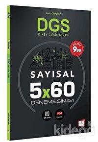 DGS Sayısal 5x60 Deneme Sınavı