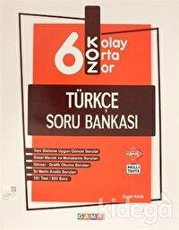 2020 6.Sınıf Koz Türkçe Soru Bankası