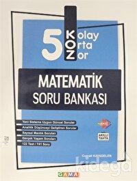 2020 5.Sınıf Koz Matematik Soru Bankası