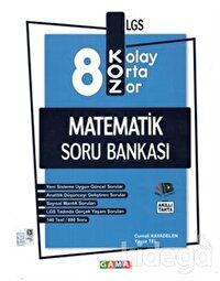 8.Sınıf LGS Koz Matematik Soru Bankası