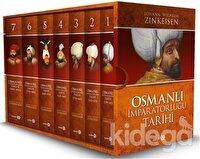 Osmanlı İmparatorluğu Tarihi - Ciltsiz (7 Kitap Takım)
