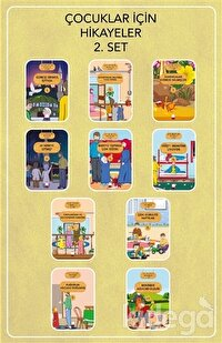Çocuklar İçin Hikayeler 2. Set