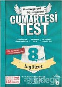 8. Sınıf Cumartesi Test İngilizce