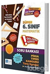 Süper 6. Sınıf Matematik Soru Bankası