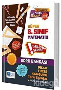 8. Sınıf Süper Matematik Soru Bankası
