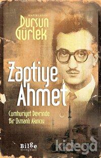 Zaptiye Ahmet