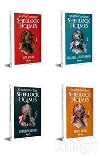 Sherlock Holmes Seti (4 Kitap Takım)