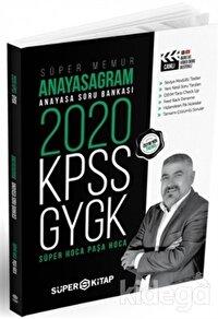 2020 Süper Memur KPSS - GYGK Anayasagram Anayasa Soru Bankası
