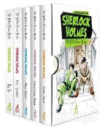 Çocuklar İçin Sherlock HolmesSeti (5 Kitap)