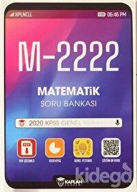 M - 2222 Matematik Soru Bankası