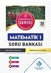 Bilim Anahtarı Yayınları Matematik 1 Soru Bankası